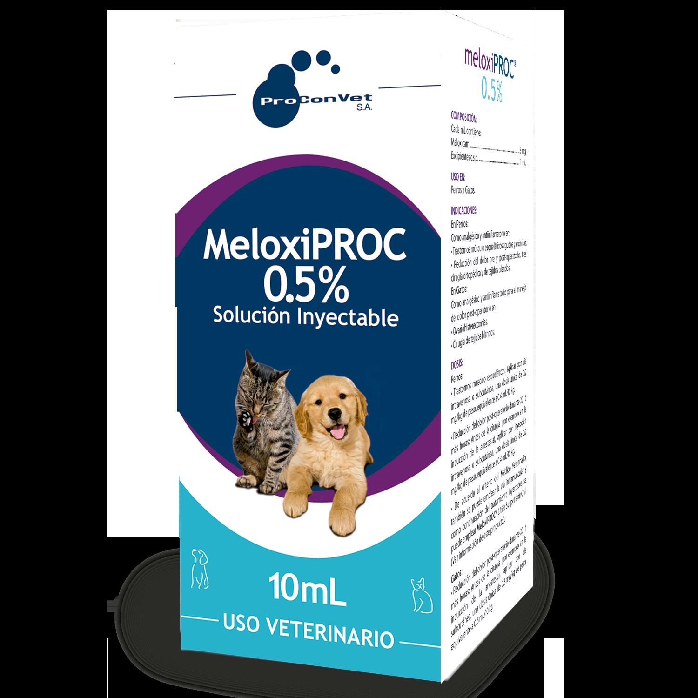 MeloxyProc Iny.